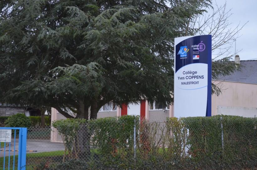 Le collège Yves Coppens de Malestroit va sortir du dispositif éducation prioritaire