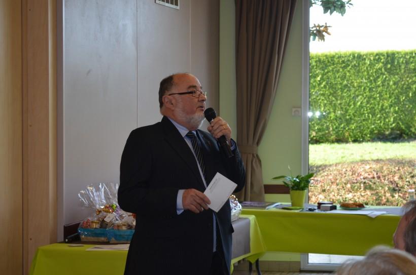 Michel Guégan, le maire (photo d'archive)