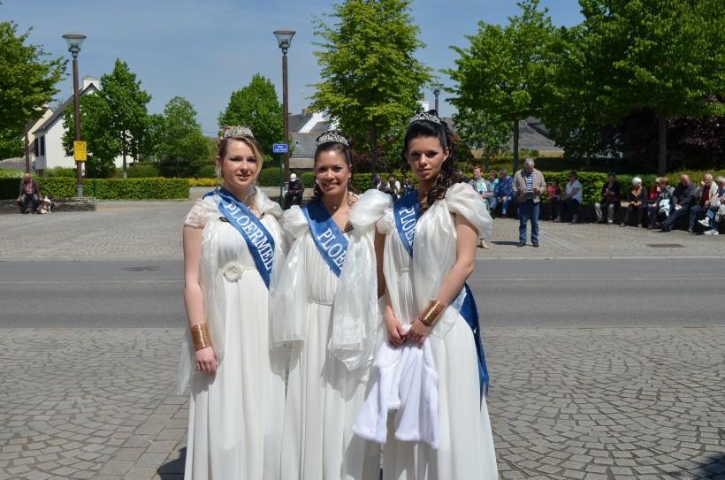Les Reines du pays de Ploërmel n'auront peut pas de remplaçantes en 2015