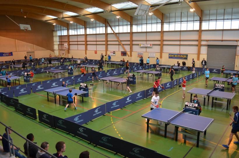 Questembert tennis de table plus de 400 participants au championnat du morbihan les infos - Ligue bretagne tennis de table ...