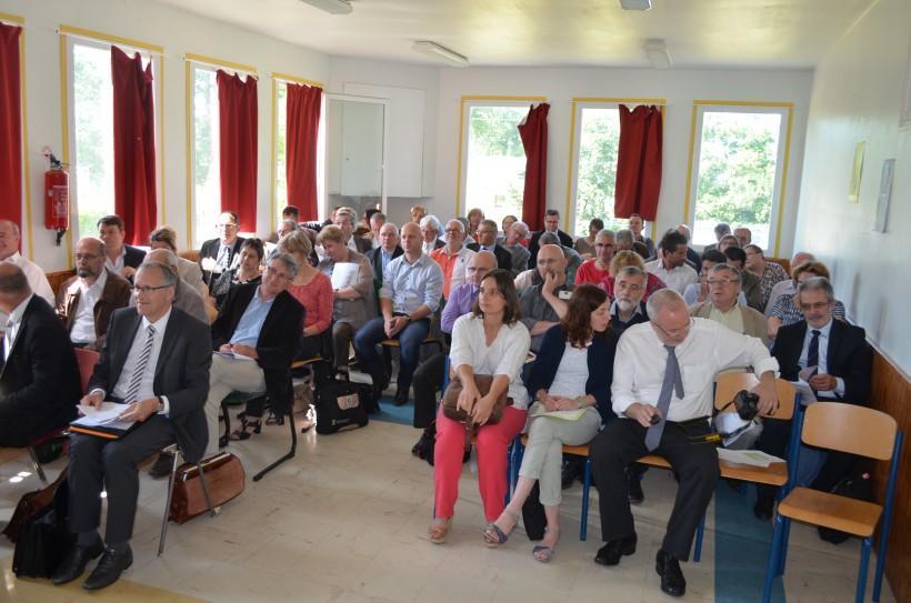 L'assemblée générale régionale des MFR à Ruffiac