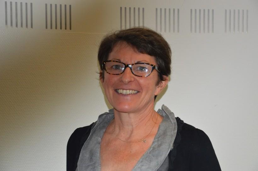 Catherine Nicolas, nouvelle directrice du collége Saint-Joseph