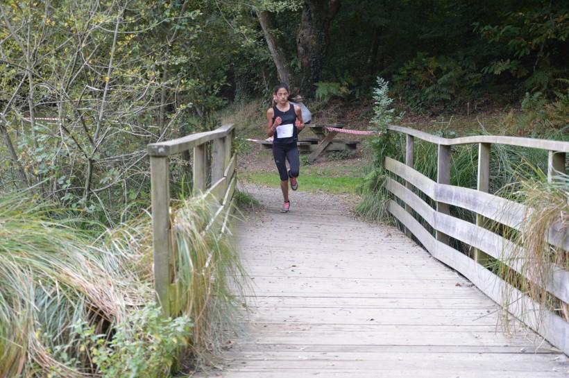 Julia passe le petit pont