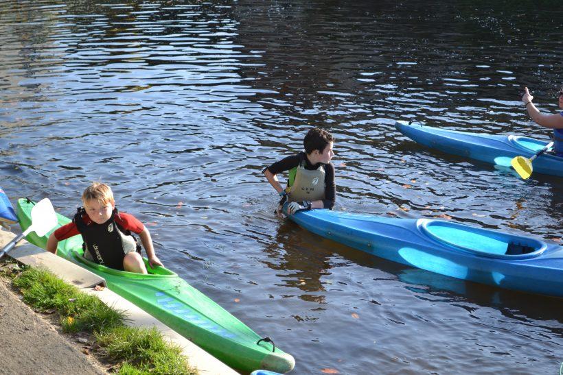 Malestroit le club de kayak f te ses 40 ans les infos for Piscine malestroit
