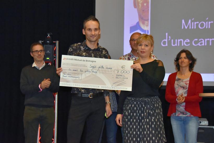 7000 euros remis à En Avant les Ptits Loups