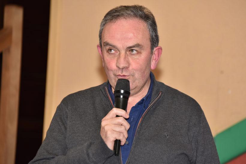 Jean-Francois Guihard lke president de la Coeur de Bretagne
