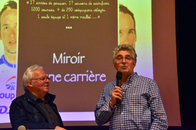 Marc Madiot le manager de Groupama - FDJ