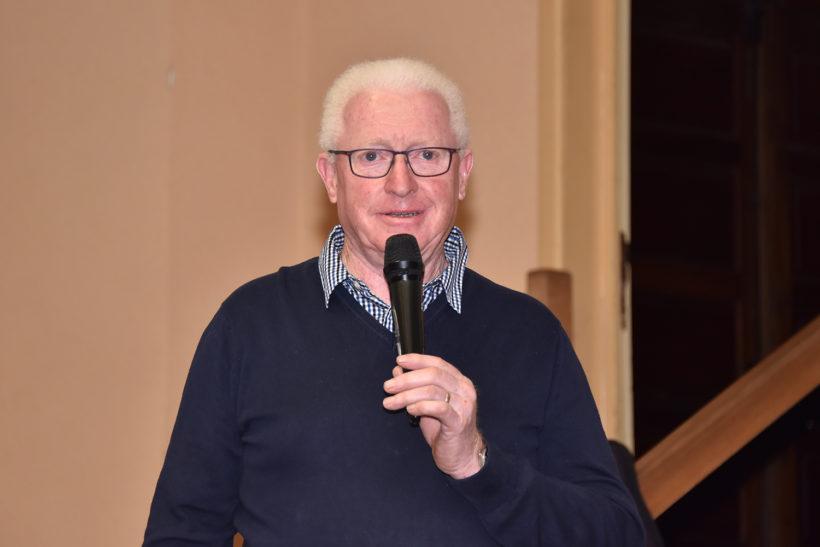 Marcel Havart co-president de l organisation