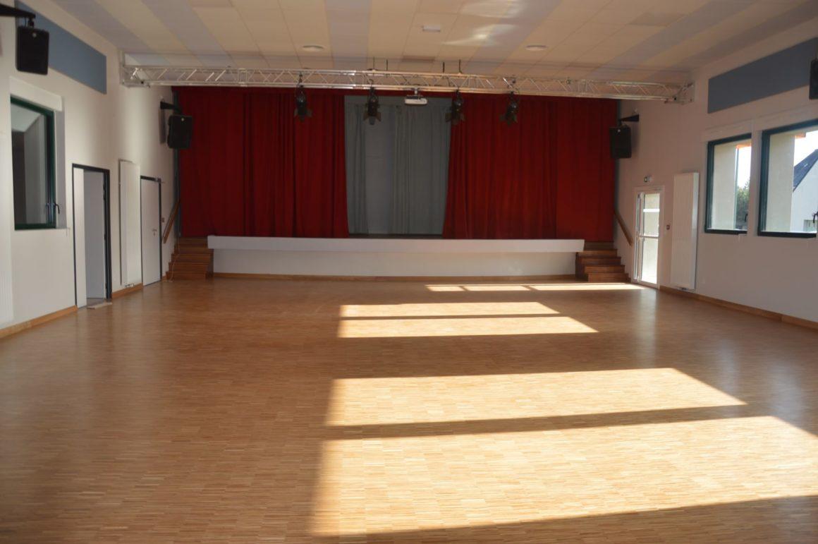Pluherlin. La rénovation de la salle Françoise D'Amboise est terminée - Les Infos du Pays Gallo
