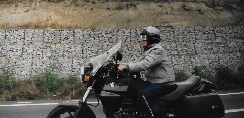 abbé prévoteau en moto