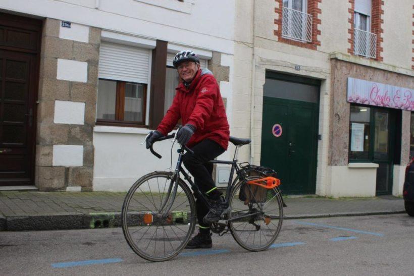 Adepte du tout à vélo à Ploërmel